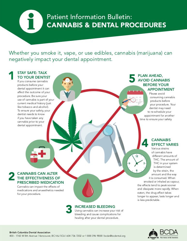 Cannabis Tip Sheet BCDA